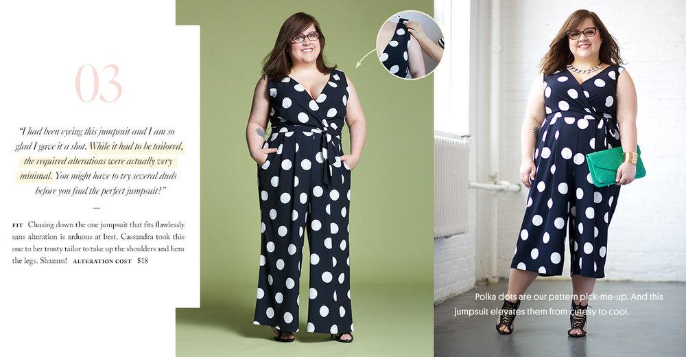 Cassandra Westfall-Lemp - Petite Blogger Spotlight Series