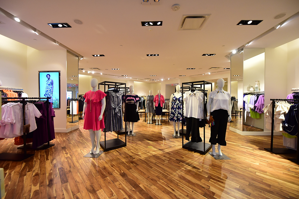 ELOQIUII store wide view Pentagon City