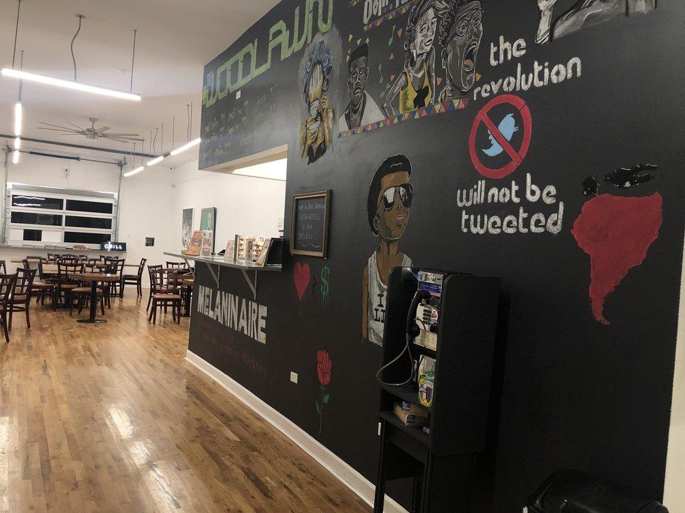Woodlawn Cafe