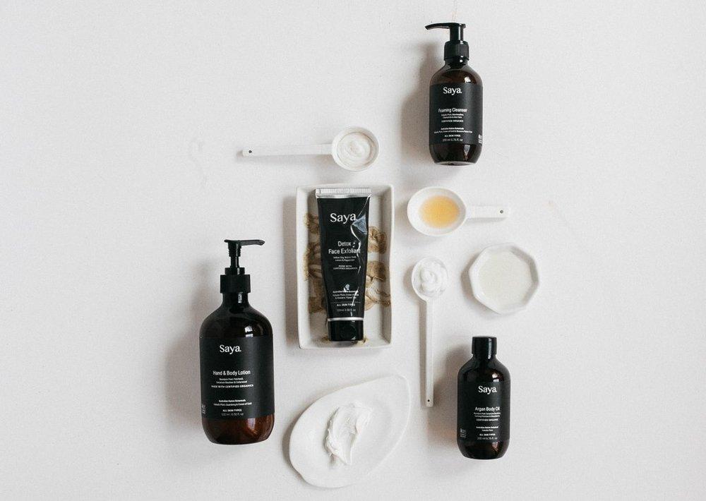 Saya Organic Skincare