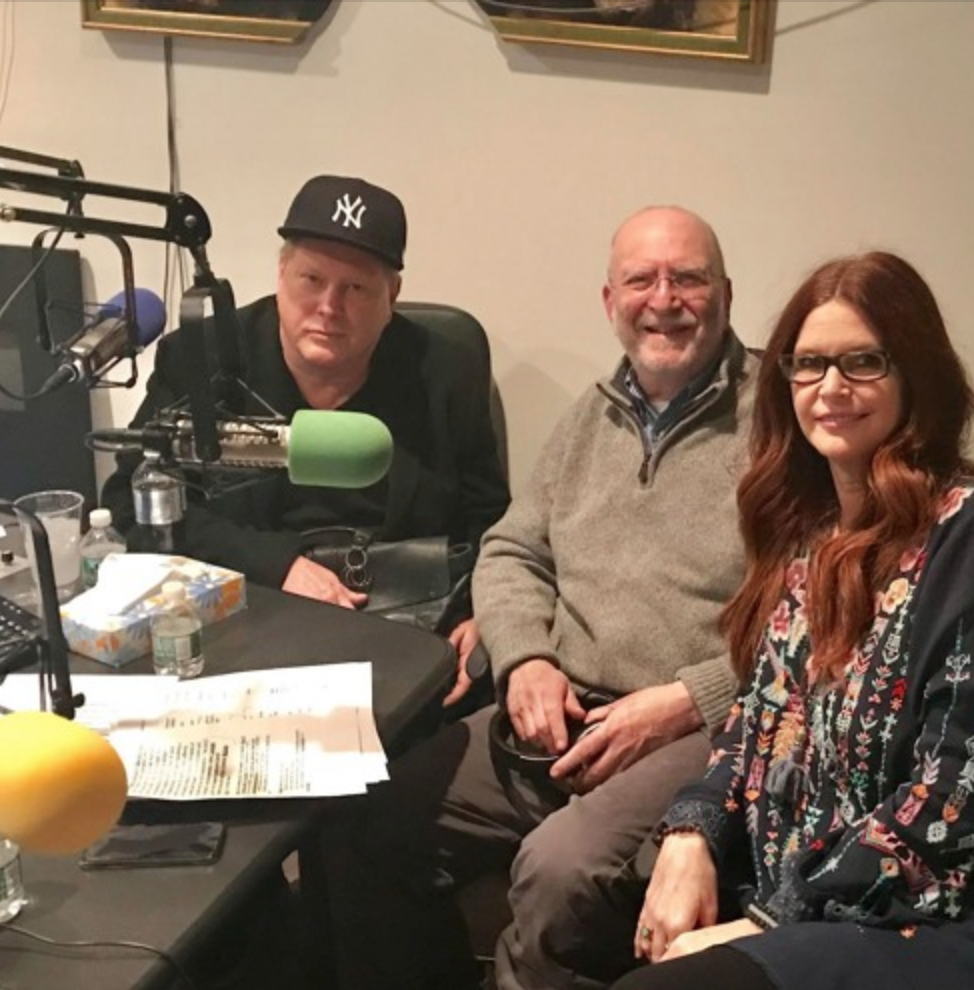 Leonard Lopate at Large - Director Michelle Esrick and Darrell Hammond meet with Lenard Lopate for a look behind the mask of one of the world's preeminent impressionists.