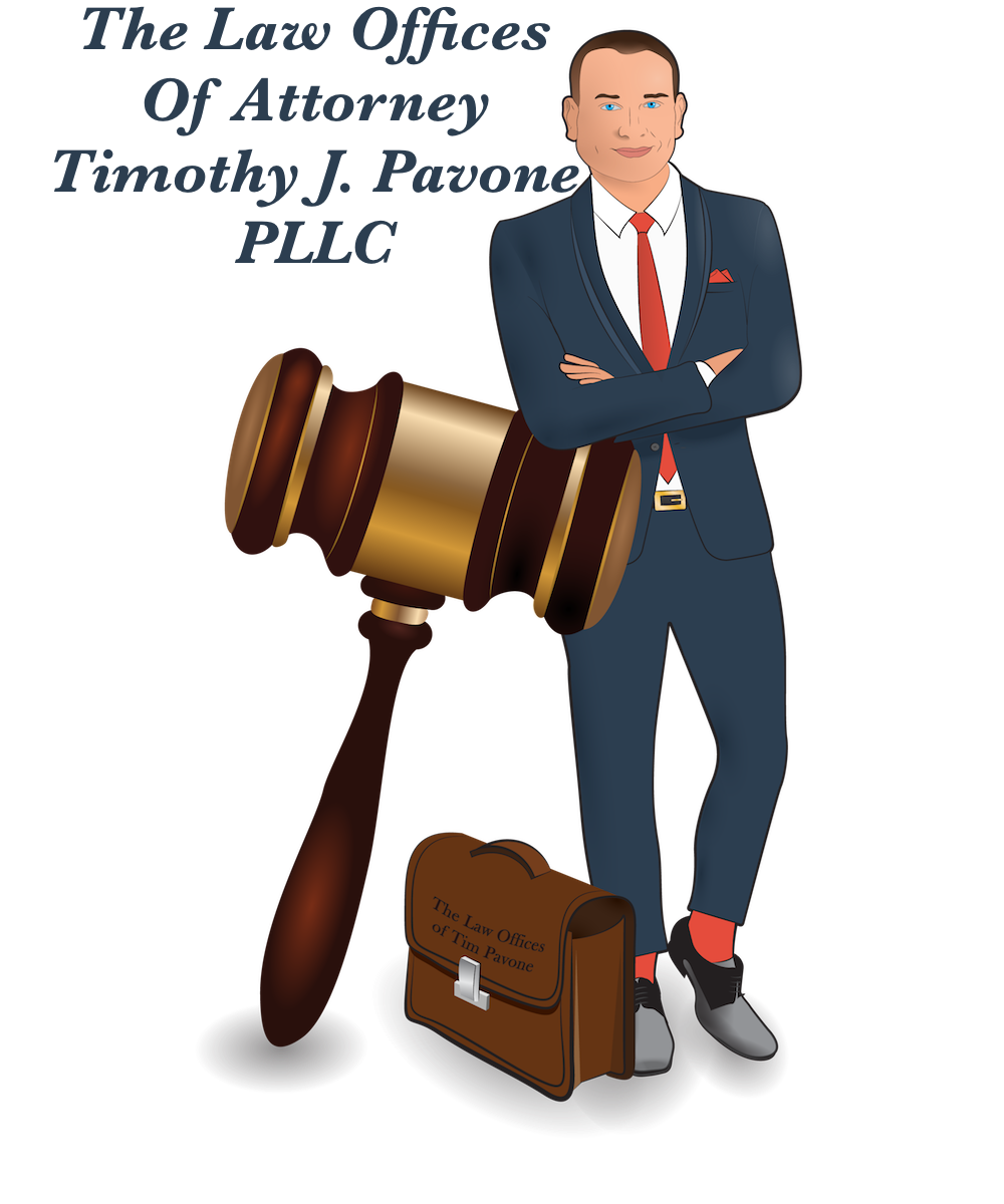The Law Offices of Attorney Timothy J. Pavone PLLC