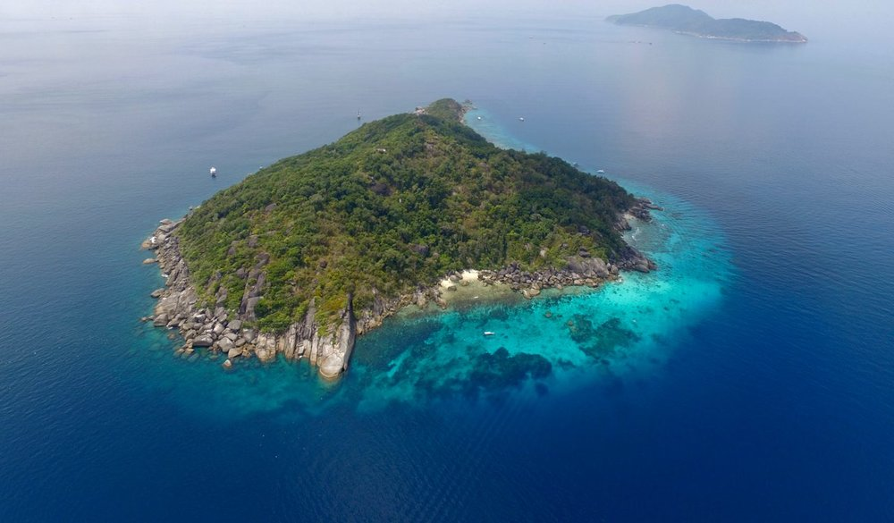 Koh Bon, Similan Islands