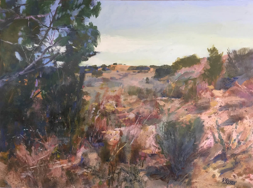 New Mexico Jungle -30x40 - 5500.
