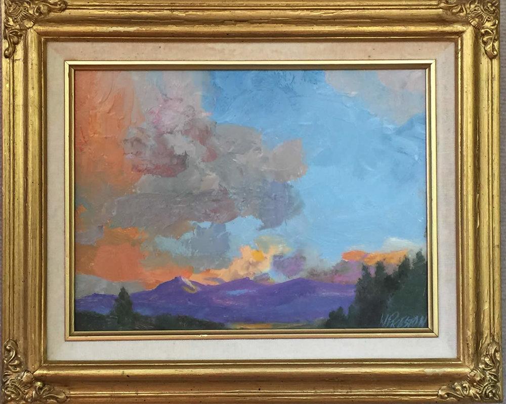Sunset - 9x12 - 750.