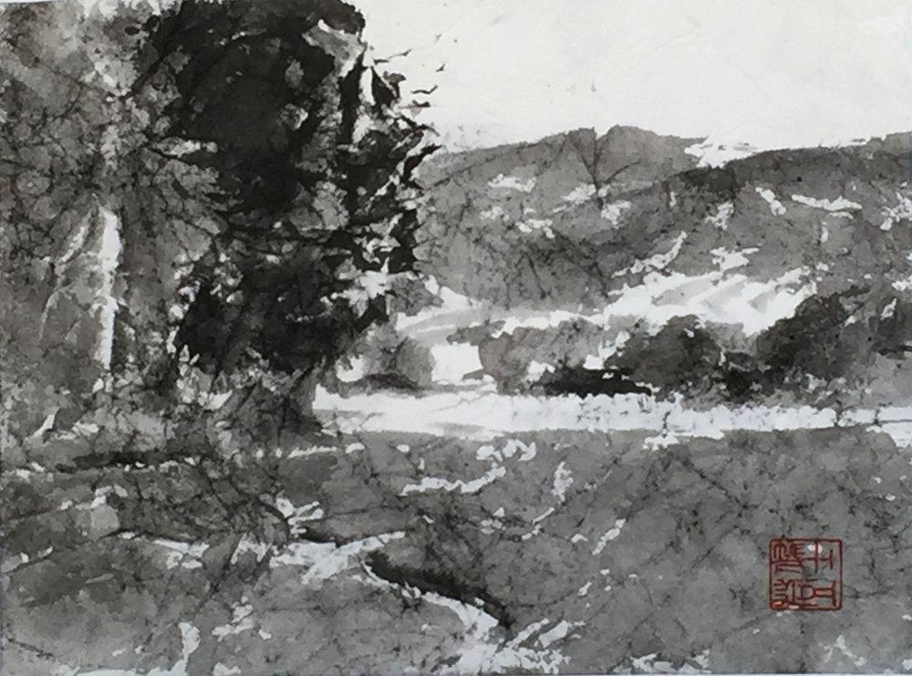 River Shadows - 7.5x10 - 200.