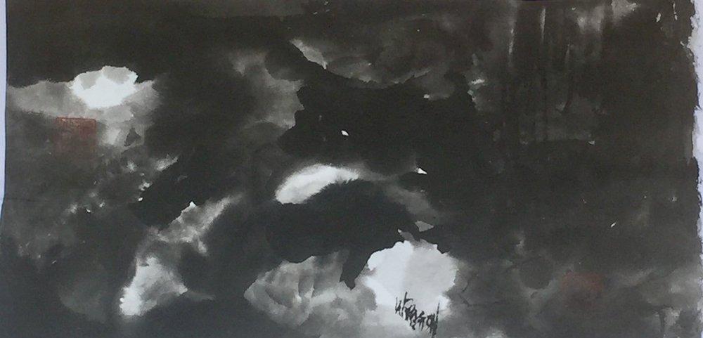 Dark Pond 4
