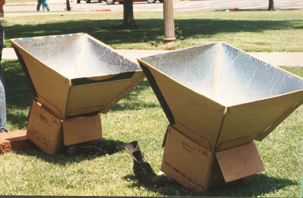 solar oven challenge