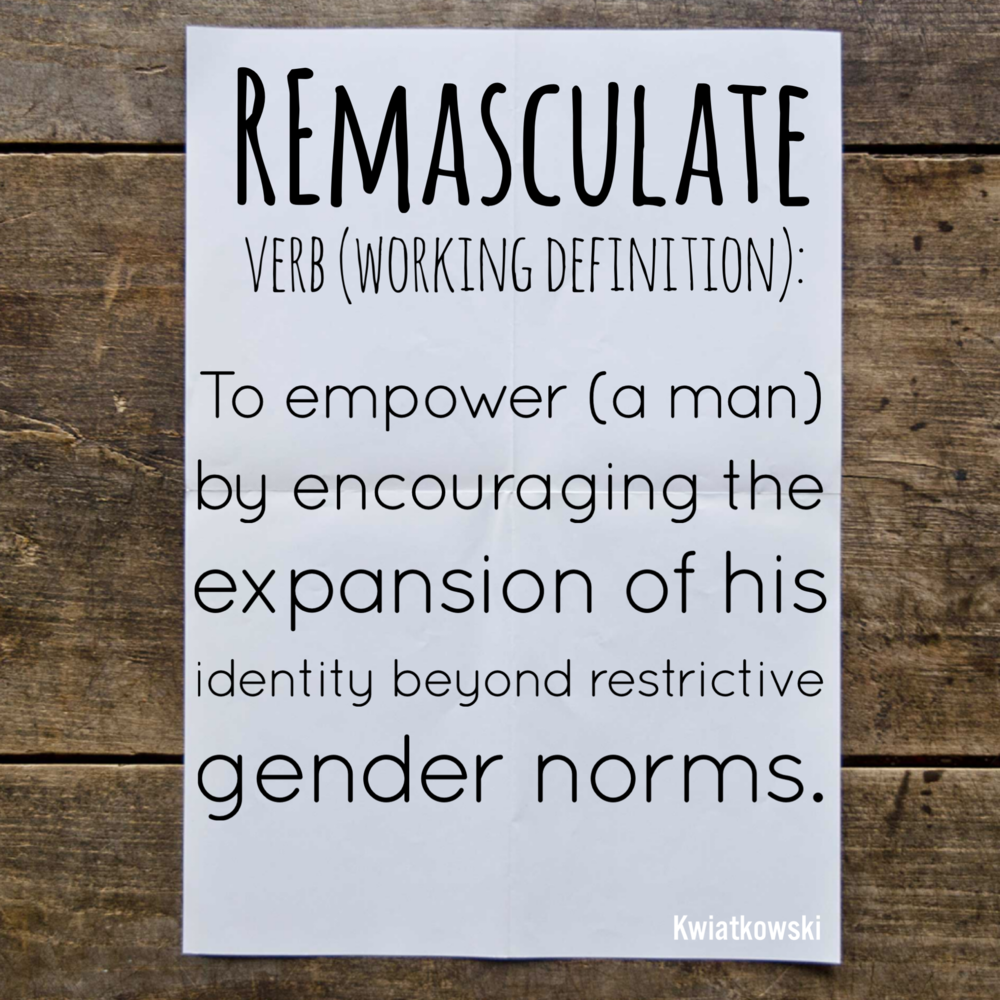 Remasculate
