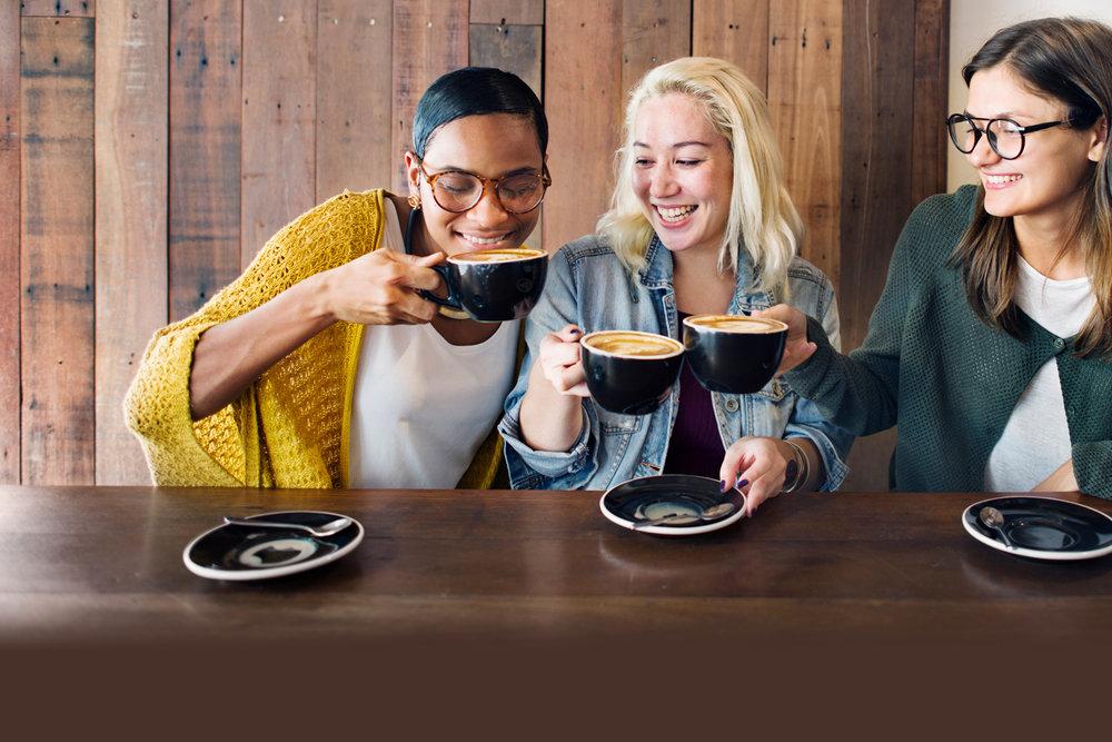 Find a café -