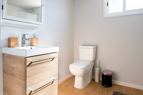 KNOW WHICH TOILET TO FIX - Pinpoint the size and location of leaks with First Drops. It'll analyze the data and tell you the exact toilet that needs to be fixed.