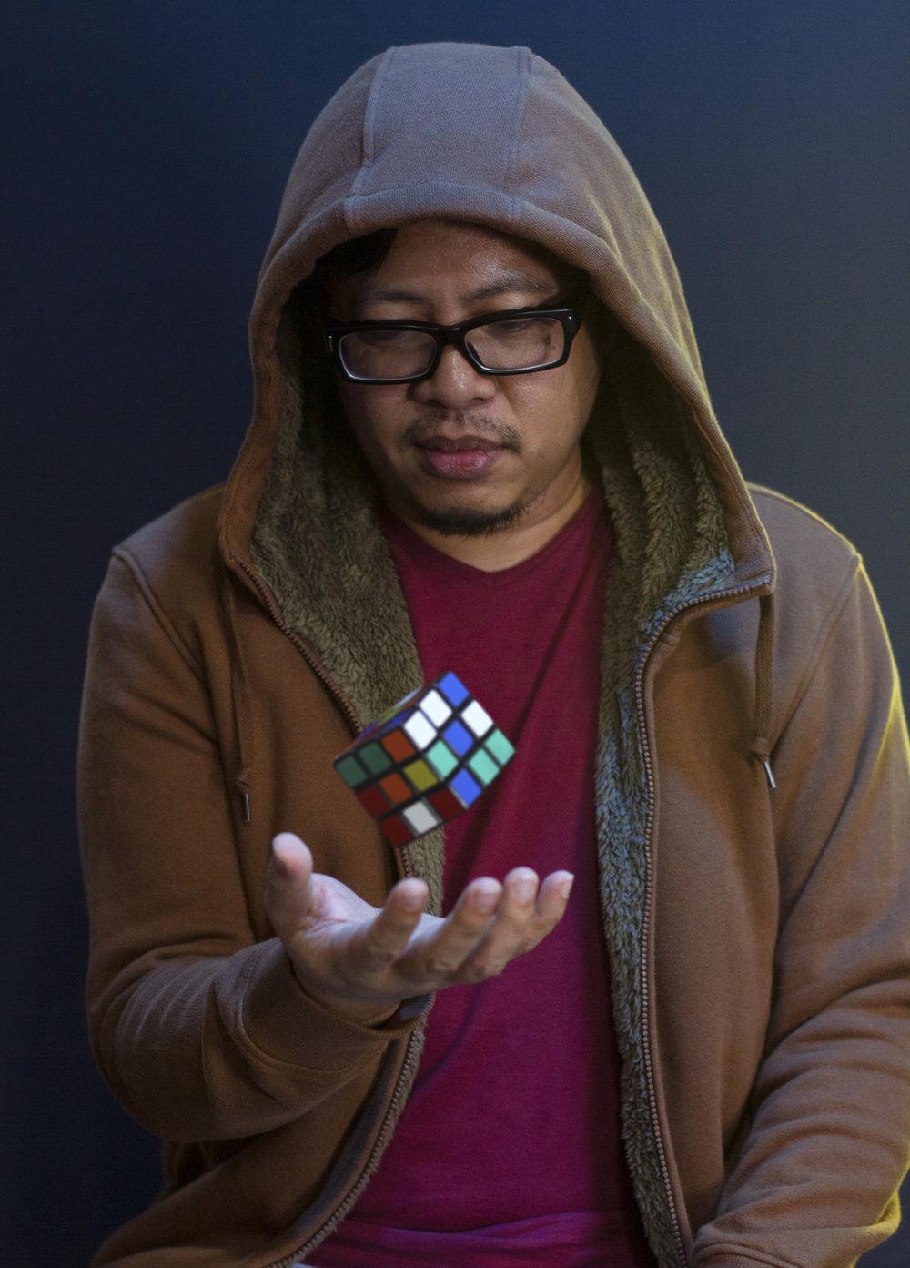 Richard: Creative Magician