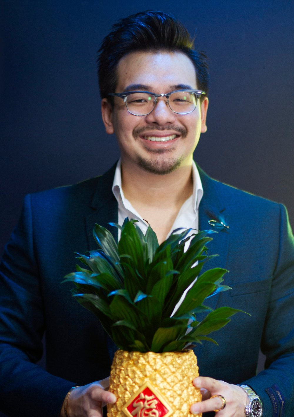 Bryan Ong: CEO
