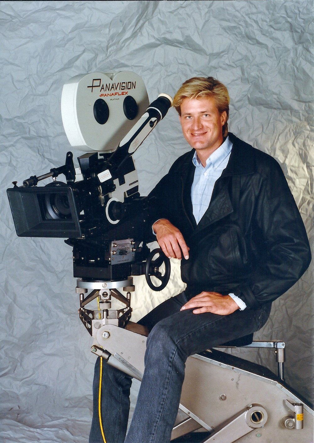 Jim worked in front of and behind the camera and microphone, directing music videos and commercials.