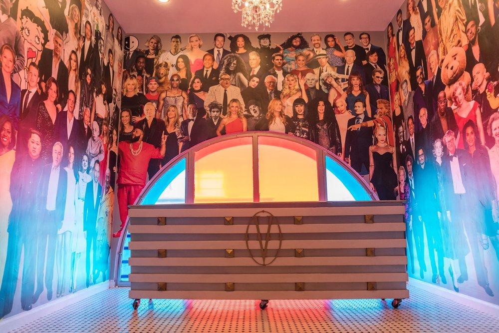 Celebrity Lounge -