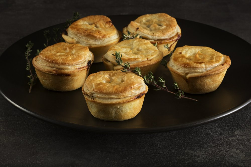 Beef Cheek Pie