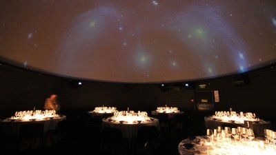 Space Place / Carter Observatory   40 Salamanca Rd Kelburn, Wellington Capacity: 60 seated; 150 standing Ideally suited for Private functions and corporate events  Map