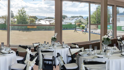 Eastbourne Bowling Club  179 Muritai Road, Eastbourne Capacity: 60 Ideally suited for corporate, weddings and private events  Map