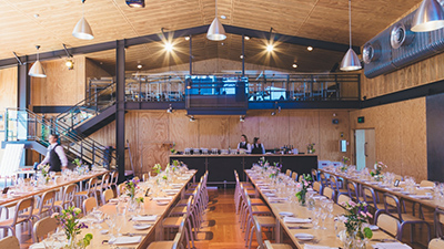 PRE-FAB  14 Jessie Street Wellington Capacity:  Ideally suited for Weddings, private parties and corporate events  Map