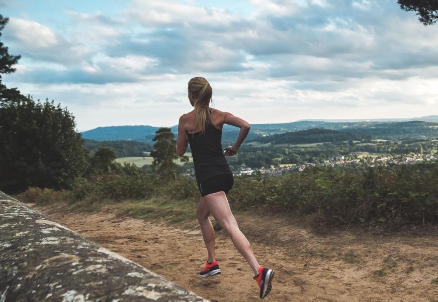 dani forshaw runner nutrition
