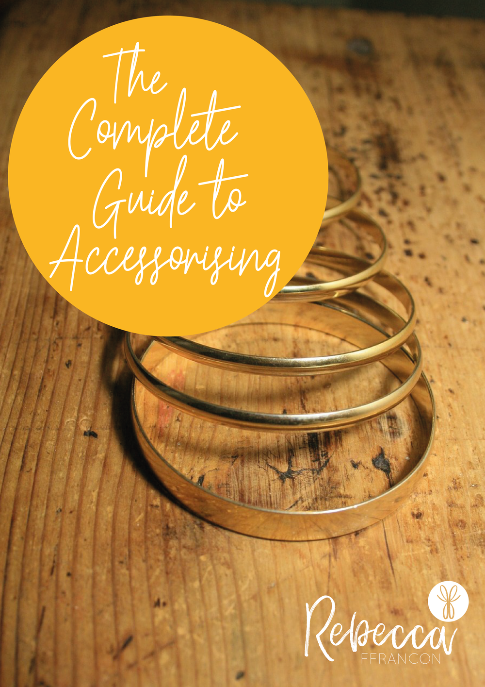ACCESSORIES - Download my FREE Guide to accessorising here