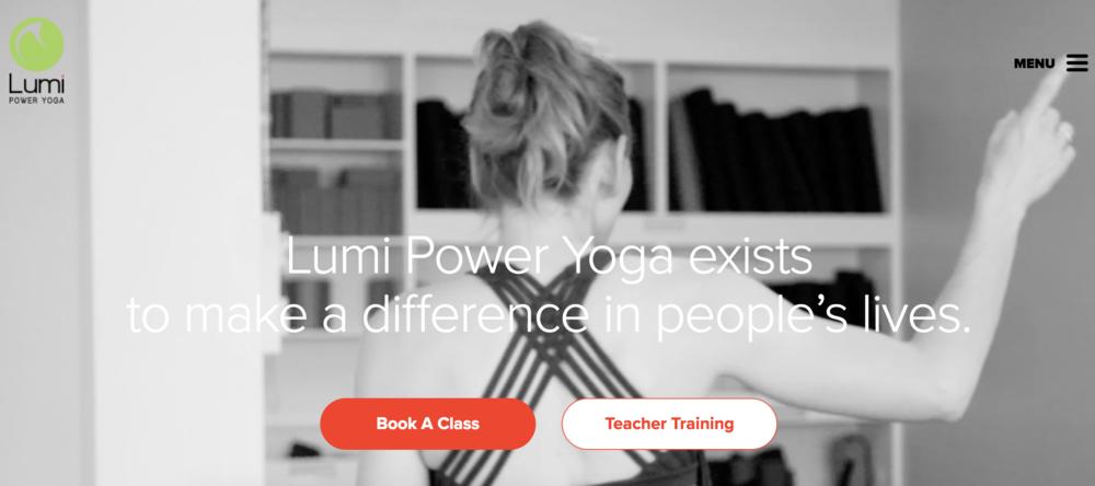 Lumi Power Yoga Hammersmith