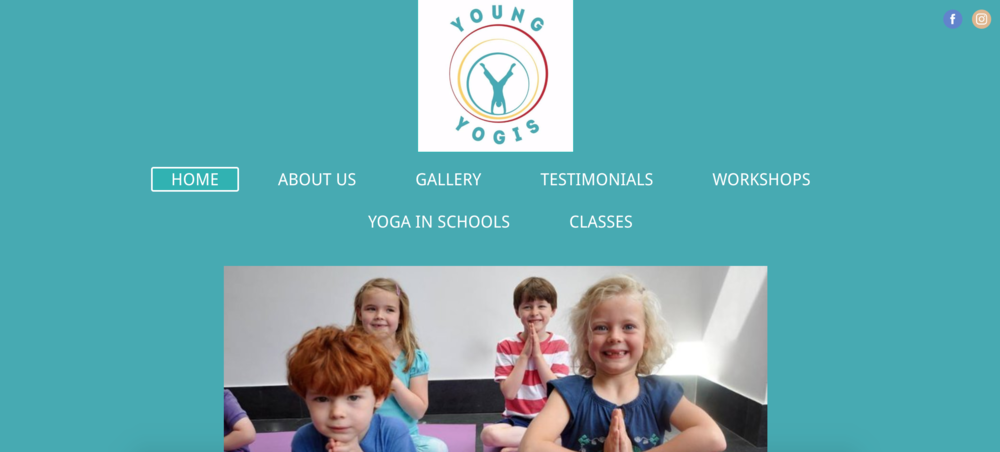 London Yoga For Kids and Families: Young Yogis Fulham