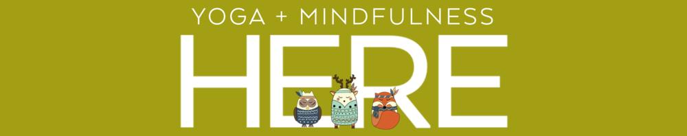 Om:Pop Mindfulness Pop-Up London, Yoga Mindfulness, Here Mindful Parenting