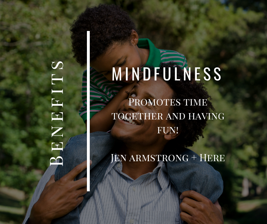 7 Benefits of Mindfulness: Here Mindful Living and Support, Jen Armstrong and Dana Dyksterhuis, London