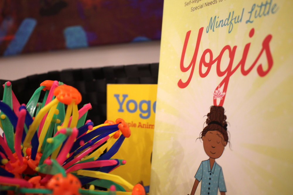 Mindful Little Yogis: Nicola Harvey, London Mindfulness for Kids