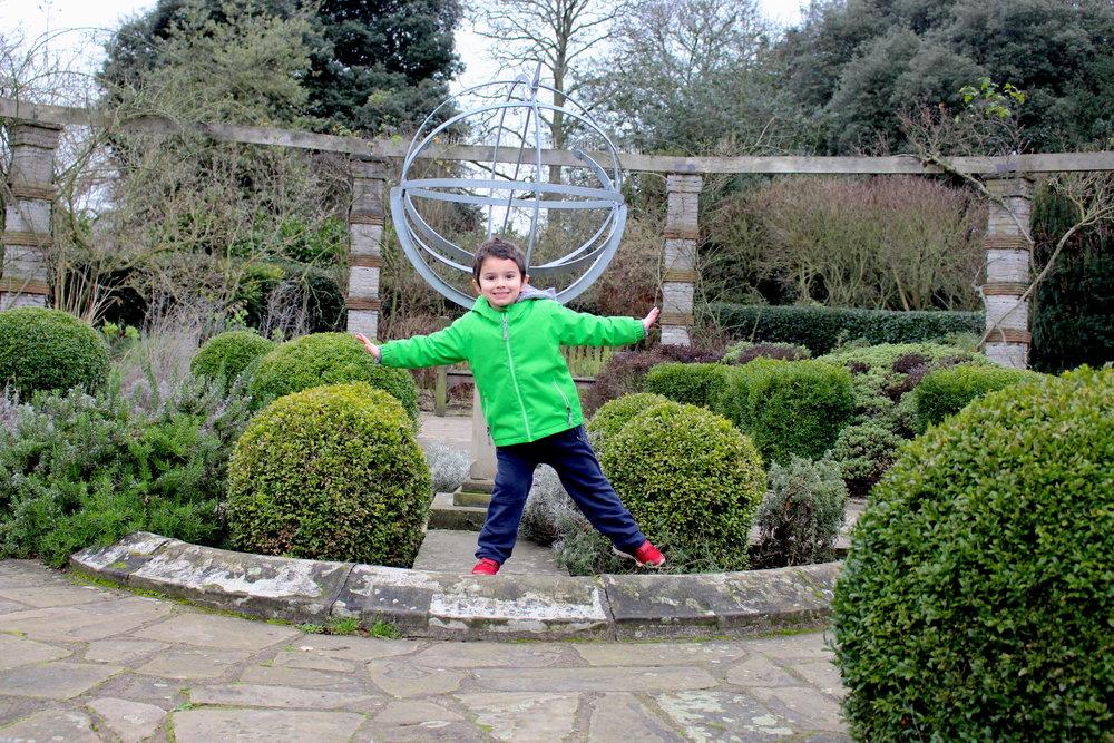 Ravenscourt Park Garden, Hammersmith, London