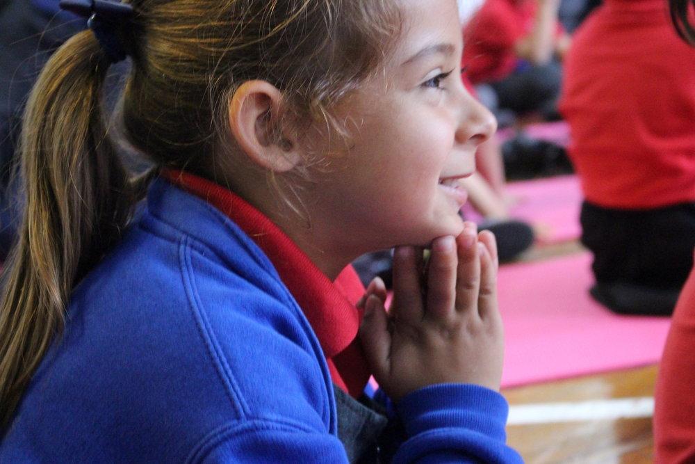 Om:Pop at Melcombe Primary School, Fulham