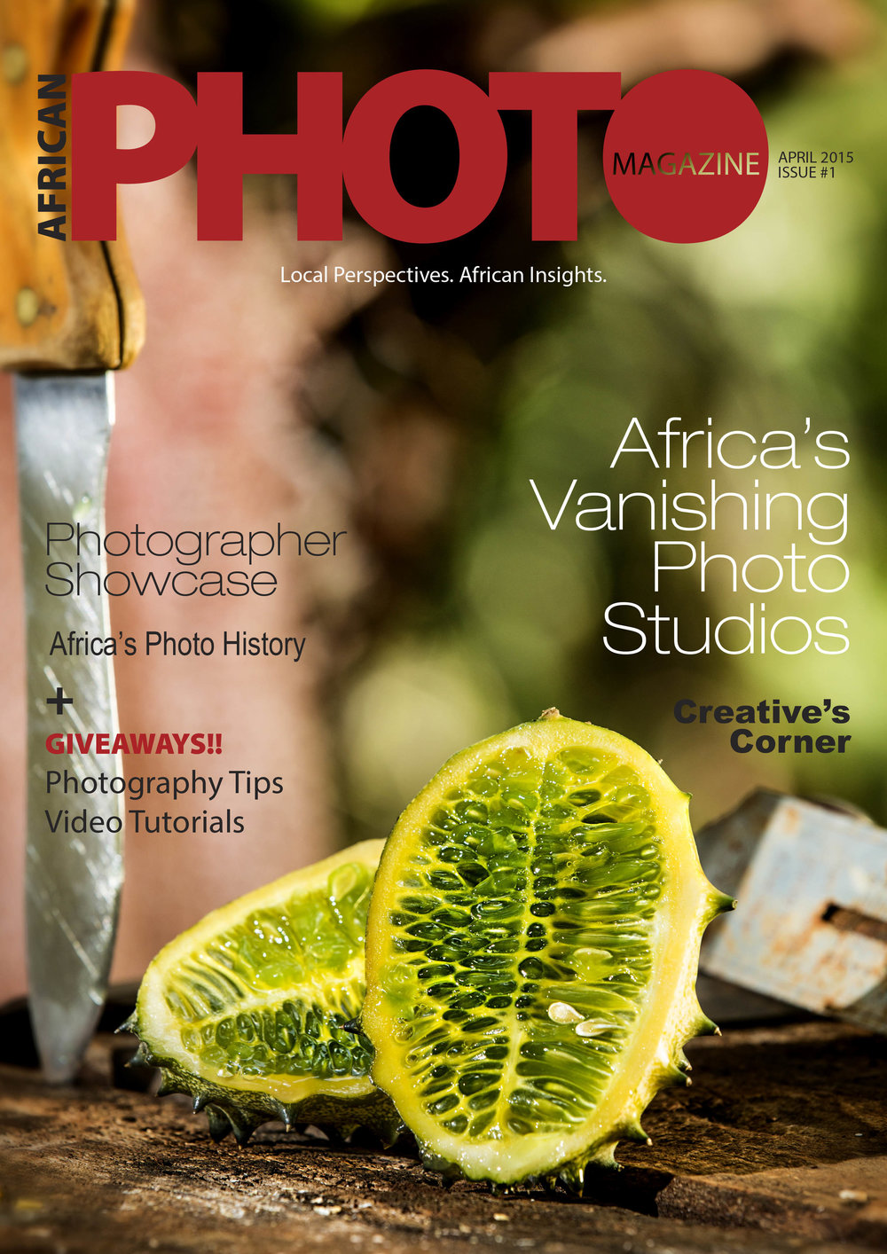 African Photo Magazine Issue#1