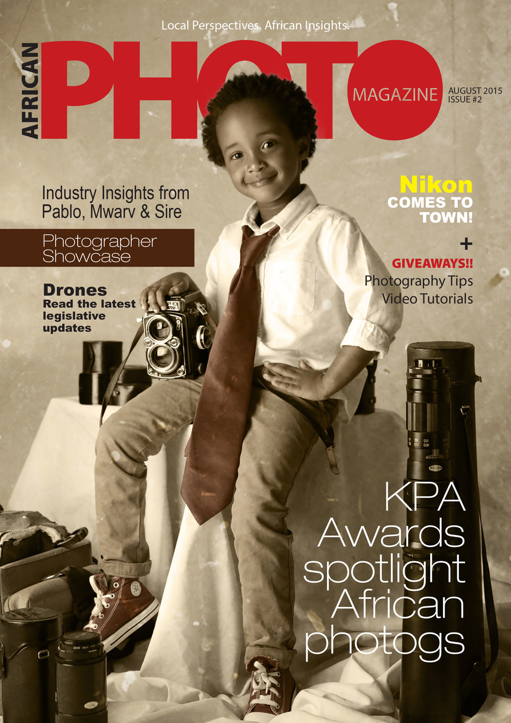 African Photo Magazine Issue#2