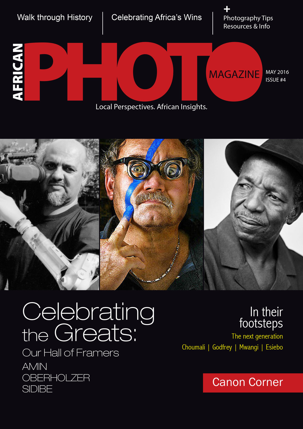 African Photo Magazine Issue#4