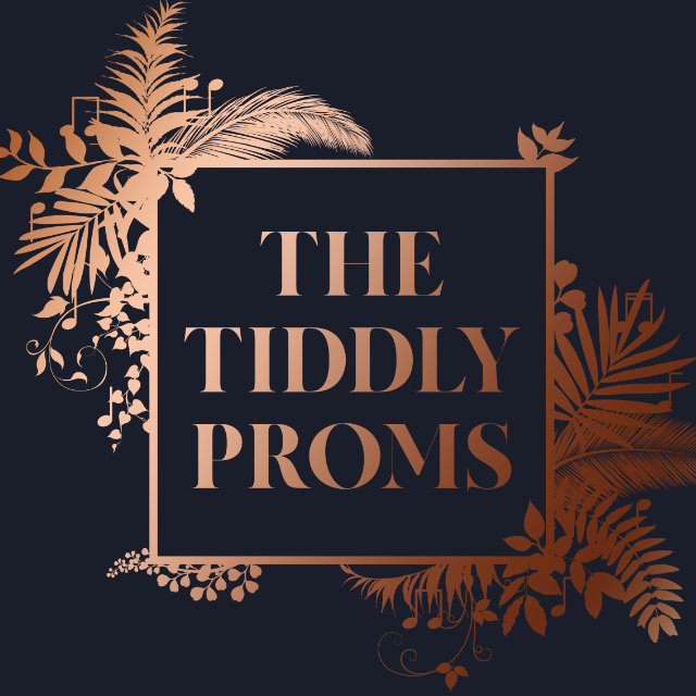 Tiddly proms at leonardslee Gardens