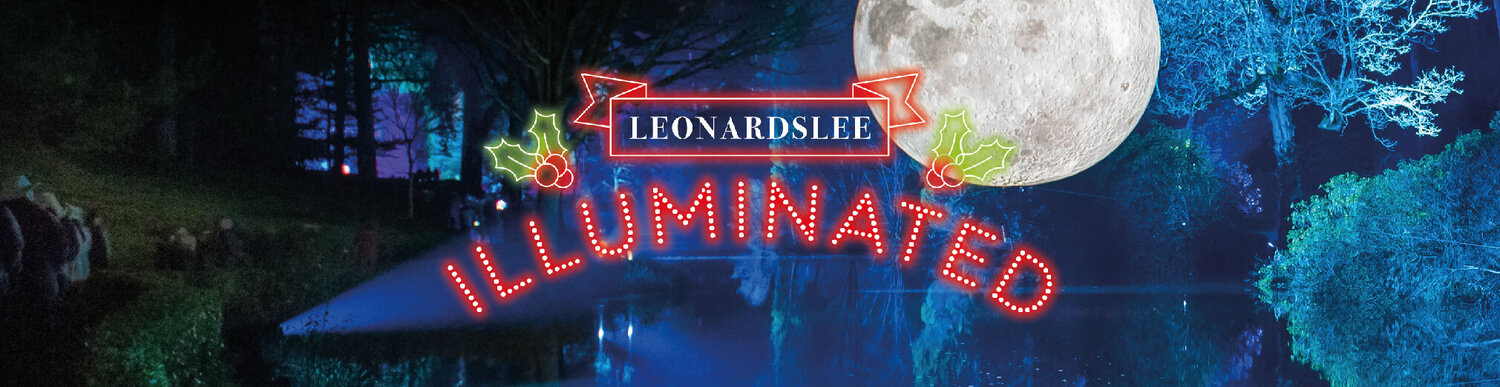 Leonardslee Illuminated