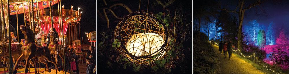 Leonardslee Illuminated
