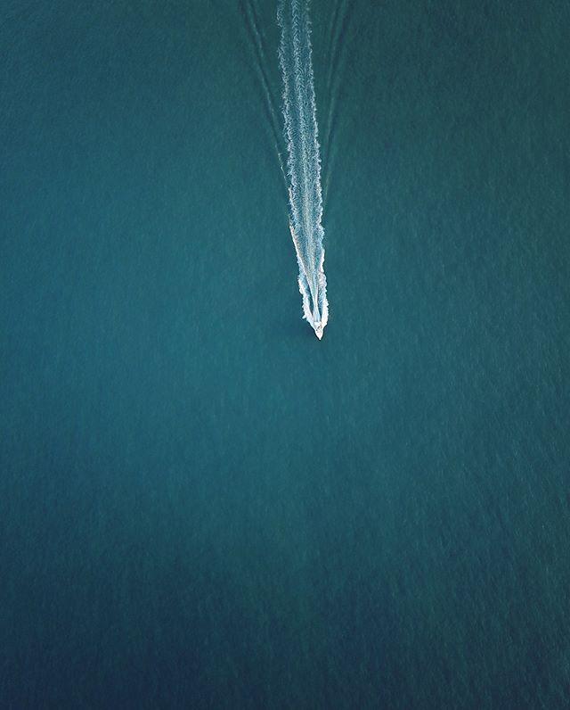 Jugando a hundir la flota🚤 - #mavicpro #drone #ship