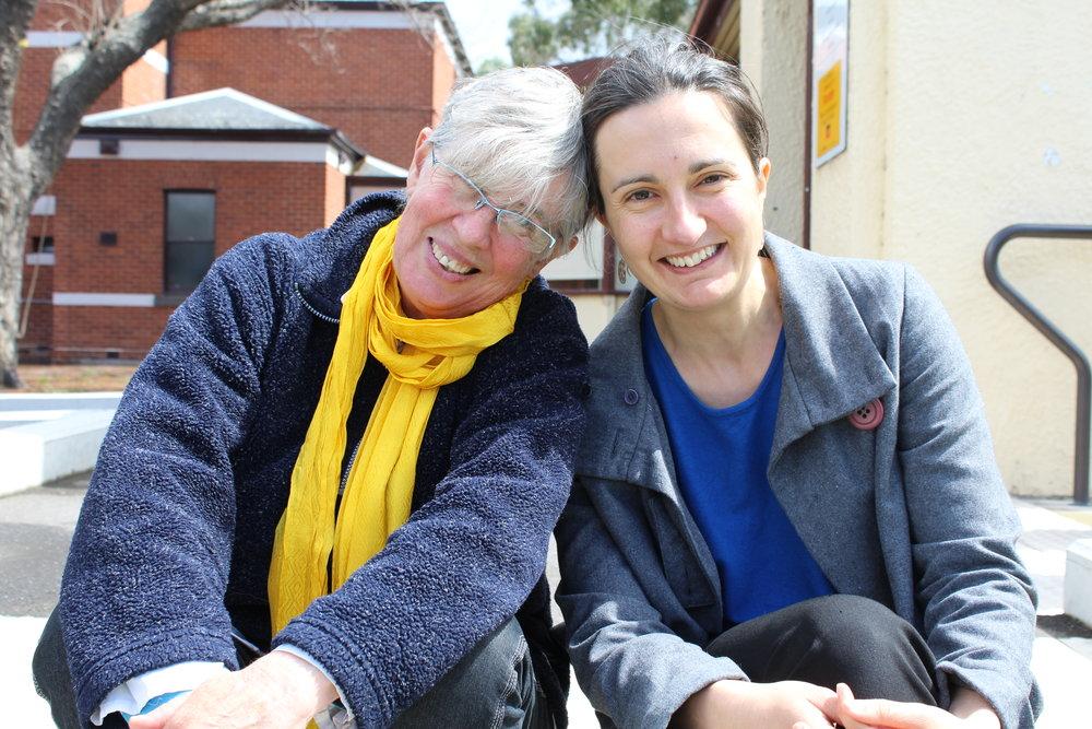 Denise and Venetia.JPG