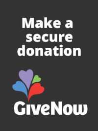 You can also make a tax deductible donation by clicking on this link above.