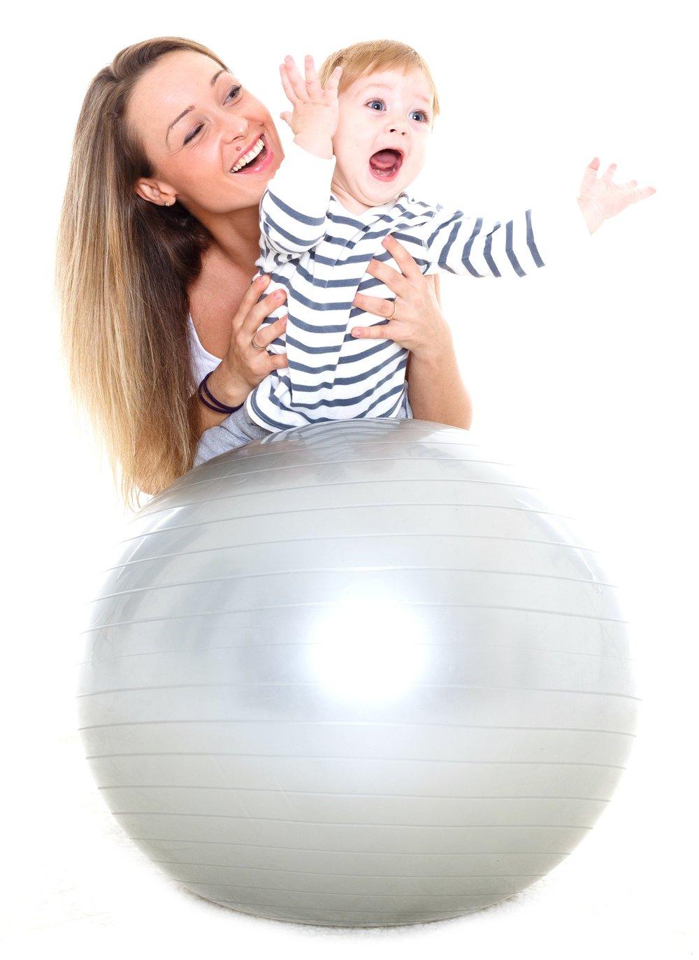 Parent/Child Gymnastics -