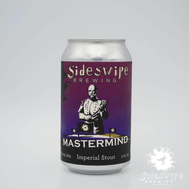 Mastermind Imp. Stout Cans In Stores Now