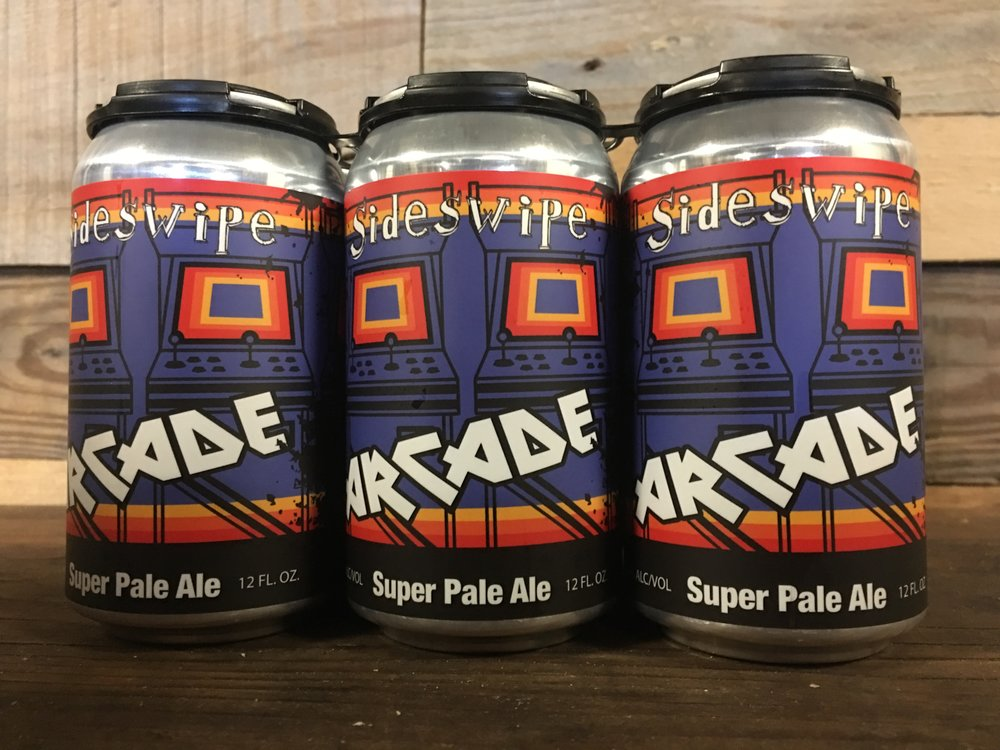 Sideswipe Brewing NEW RELEASE! In Stores Now!