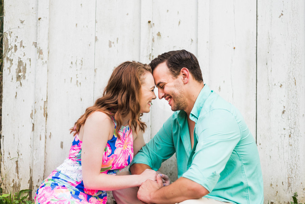 Mikayla & Evan's Couple Session