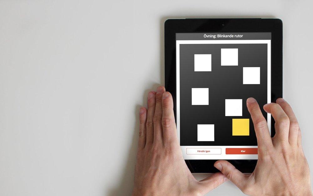 Omsorg och teknik på ett ställe - Minnemera är ett digitalt kognitivt screeningverktyg som genom självadministrerande tester och omedelbar resultatåtergivning hjälper kliniska utövare att upptäcka kognitiva avvikelser tack vare automatisk jämförelse med normativa data och individuella baseline-värden.