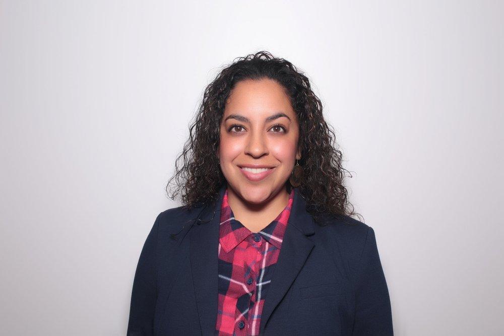 Kathryn Medina, B.A.  CIS Student Support Specialist