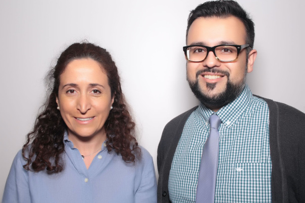 Ana C. Budeguer, M.S., Case Manager  Tej Singh, L.C.S.W., Student Support Specialist