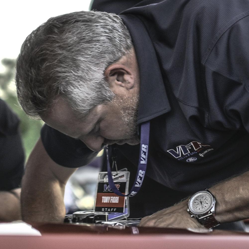 Tony Fiori | Vice President