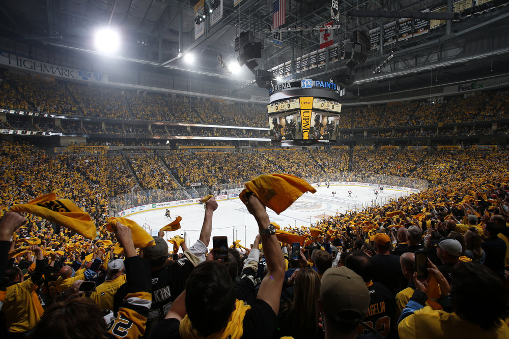 PPG PAINTS ARENA -